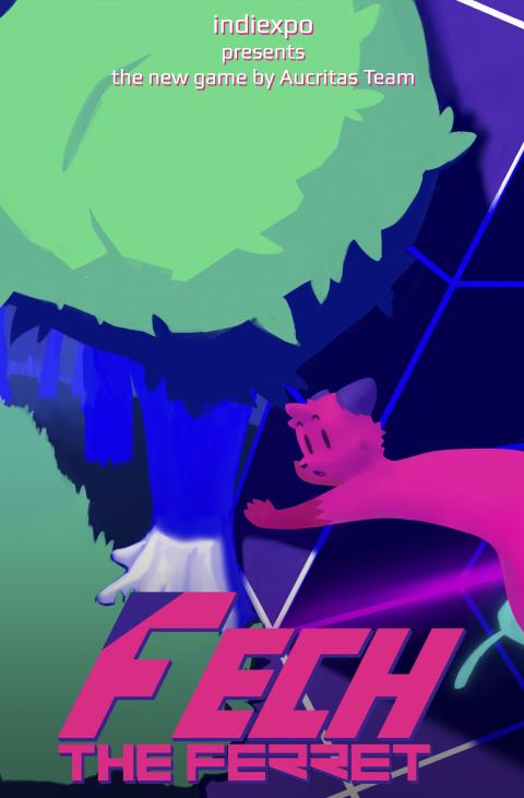 Fech – The Ferret – Poster