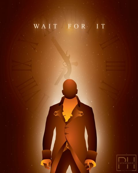 """Hamilton """"Wait For It"""""""