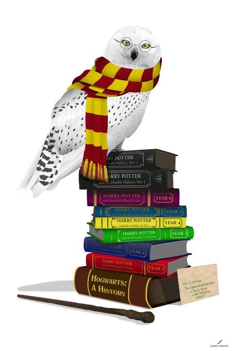 Hedwig Potter – Regular