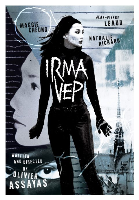 Irma Vep alternative movie poster