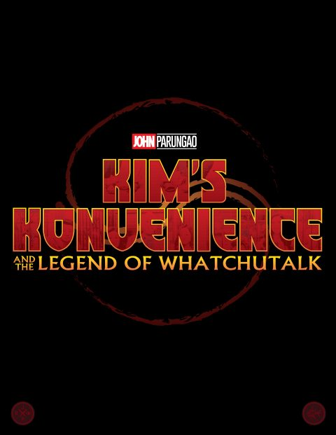 KIM'S KONVENIENCE – SHANG CHI + KIM'S CONVENIENCE MASHUP – VARIANT 1