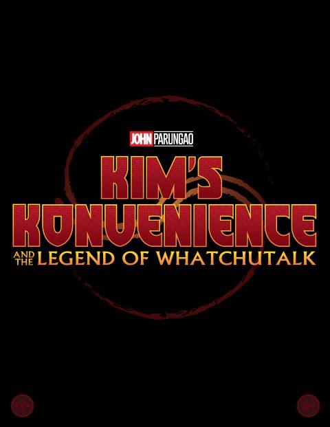 KIM'S KONVENIENCE – SHANG CHI + KIM'S CONVENIENCE MASHUP – VARIANT 3