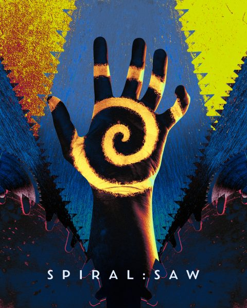 Spiral: Saw – Spain release poster