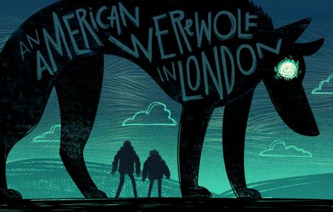 An American Werewolf in…