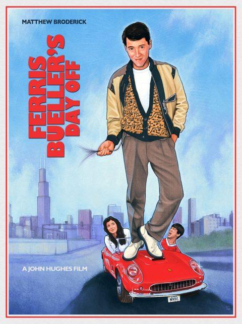 Ferris Bueller You're My Hero