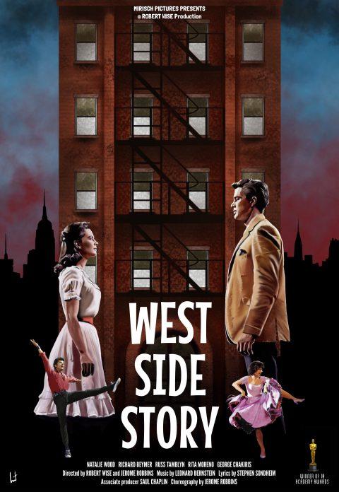 West Side Story 1961 – fanart