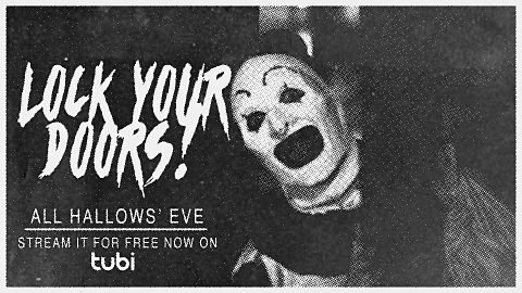 All Hallows' Eve (2013) Retro style newspaper Ad