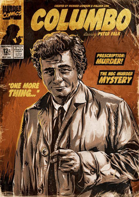 Columbo – TV Show Comic