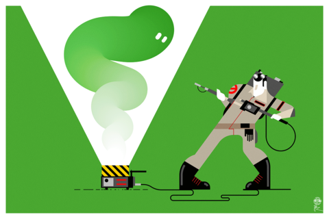 GhostBusters Day !