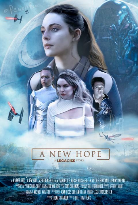 CW Legacies: A New Hope