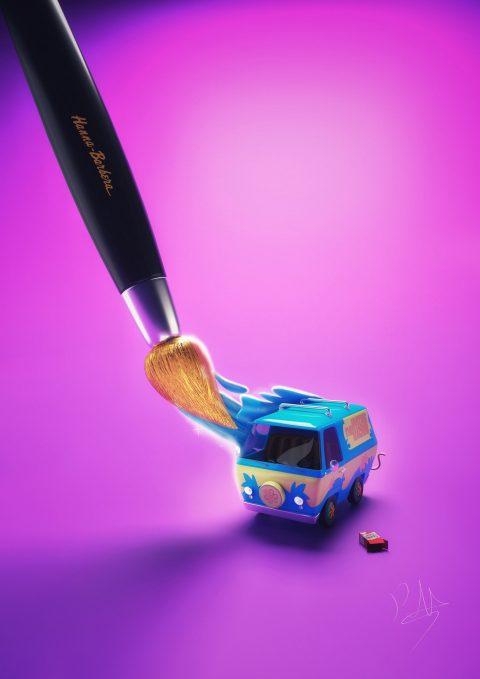Scooby Doo – Mystery Machine