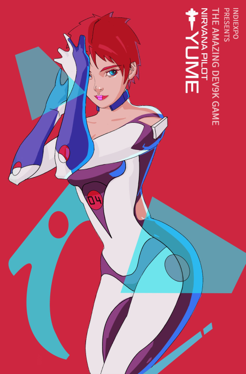 Nirvana Yume Pilot – Poster