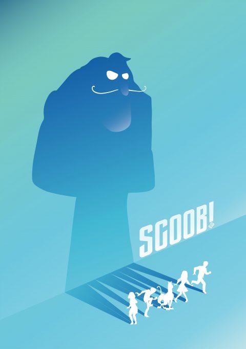Scoob – Alternative poster