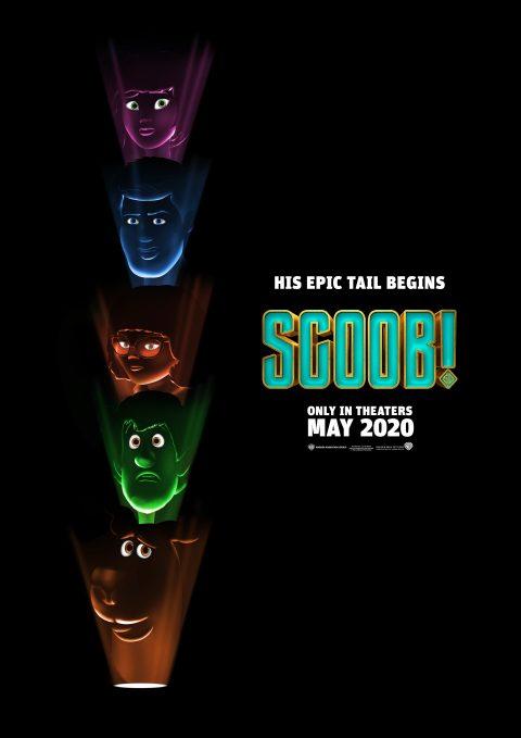 Scoob – Alternative poster 2