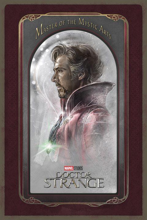 Doctor Strange –  Master of the Mystic Arts