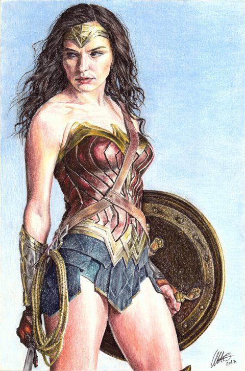 Wonder Woman (Batman v Superman: Dawn of Justice)