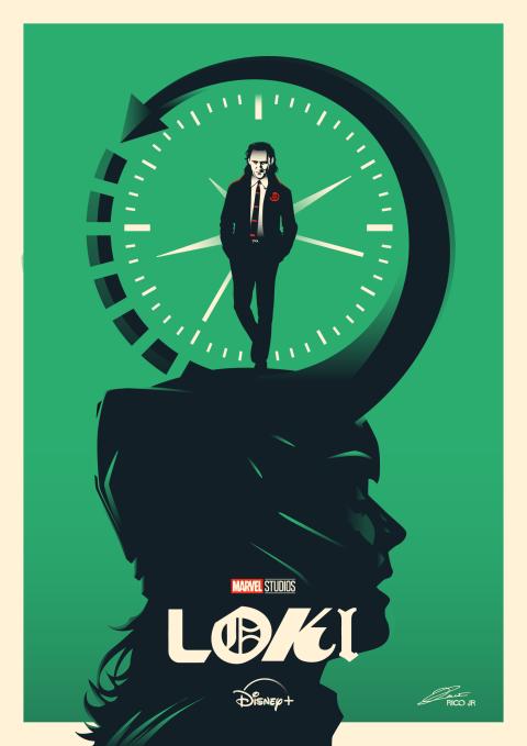 LOKI Poster Art