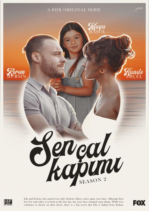 Sen Çal Kapimi – Season 2 Poster