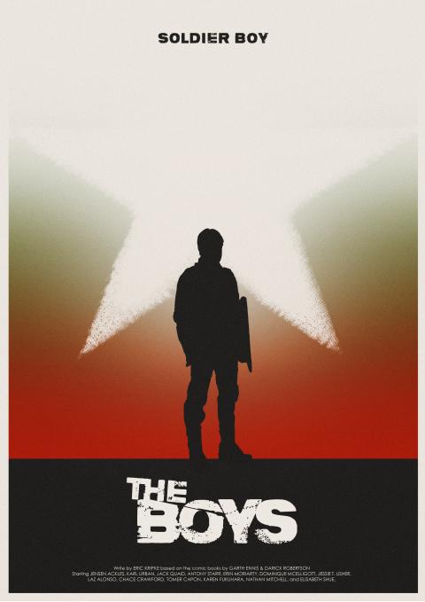 THE BOYS Soldier Boy – Season 3
