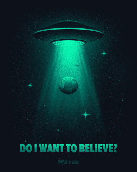 Do I Want To Believe?