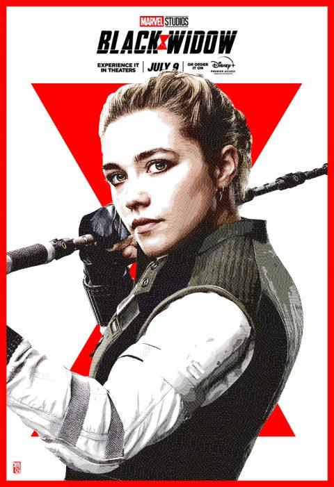 Black Widow, Yelena