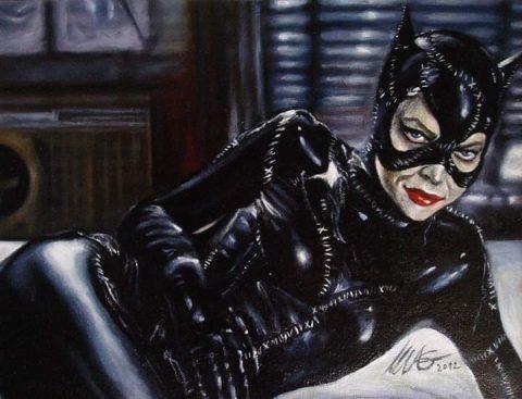 BATMAN RETURNS (Catwoman)