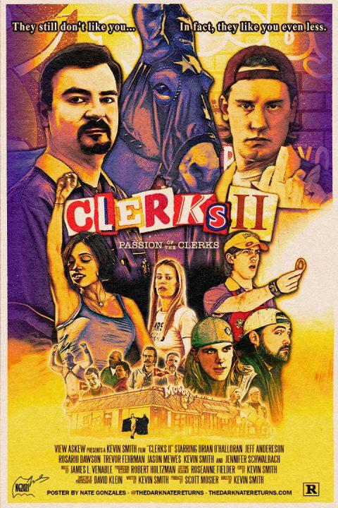 CLERKS II – 15th Anniversary
