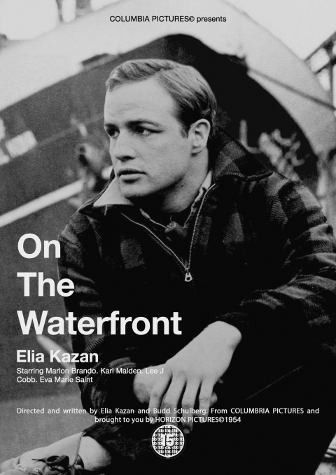 On the Waterfront Film Poster