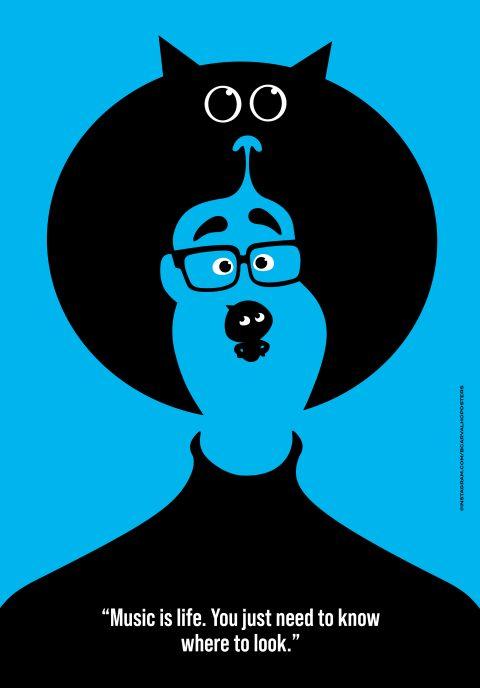 Soul Minimalist Poster