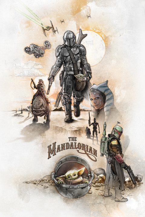 The Mandalorian – Helmet On, Heart Gone