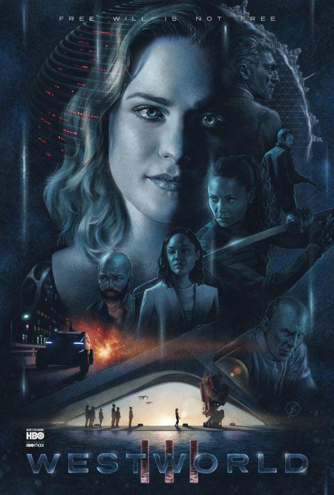 'Westworld' Season 3 Poster