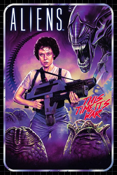 Aliens – This time it's war!