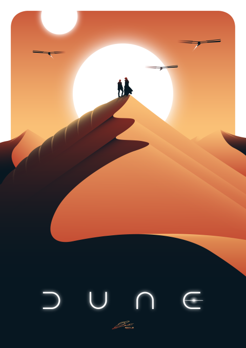 DUNE Poster Art