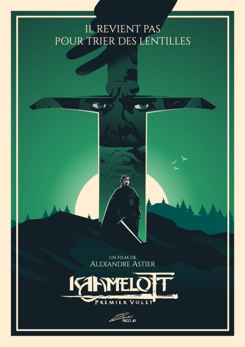 KAAMELOTT Poster Art