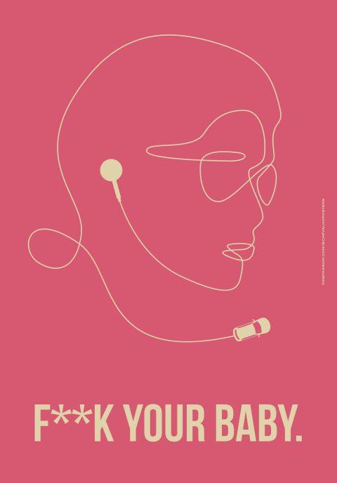 Baby Driver Minimalist Poster