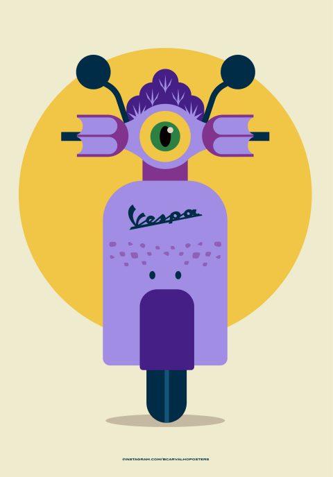 Luca Minimalist Poster
