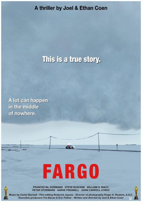 Fargo alternative movie poster 2