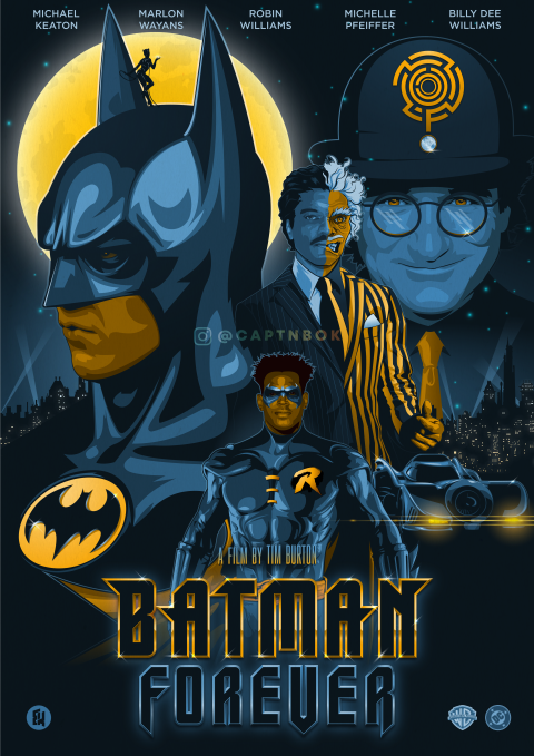 Tim Burton's Batman Forever