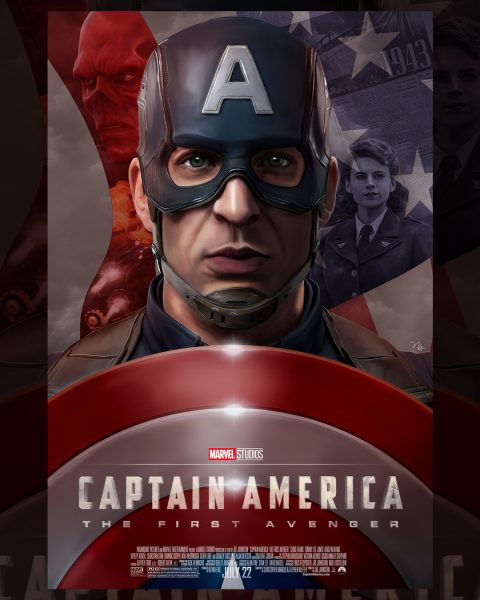 Captain America amp