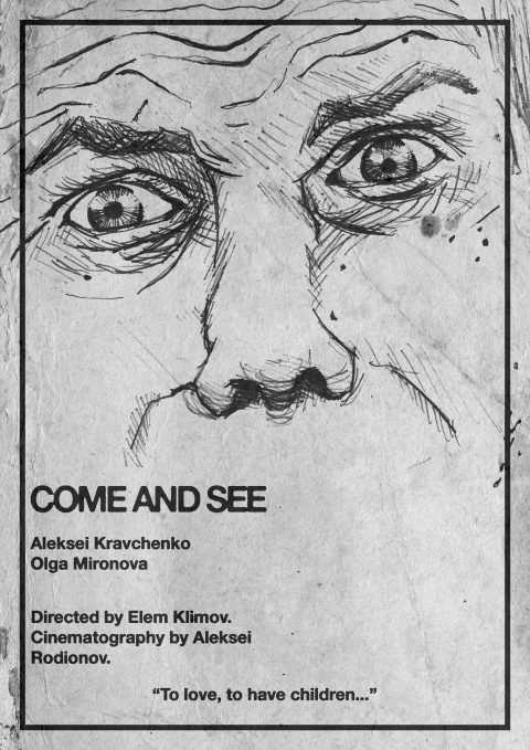 Come and See (1985) Poster