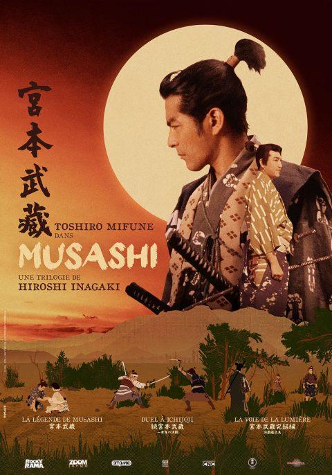Musashi Trilogy