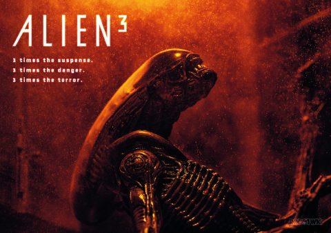 Alien 3 Alternate Movie Poster
