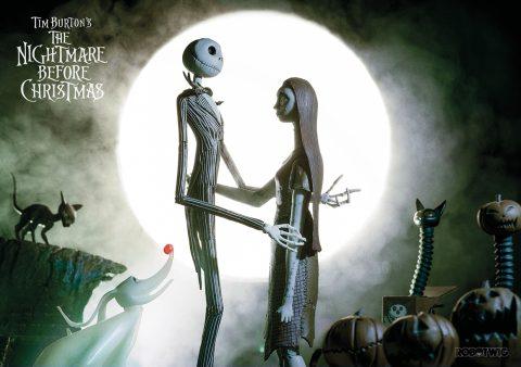 A Nightmare Before Christmas Alternate Movie Poster