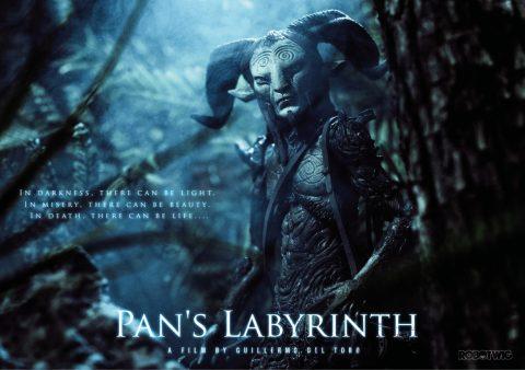 Pan's Labyrinth Alternate Movie Poster