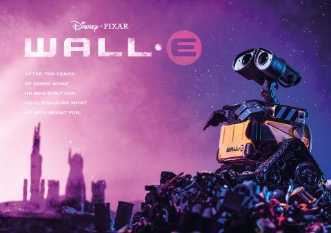Wall-E Alternate Movie Poster