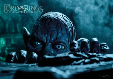 Lord of The Rings alternate movie poster