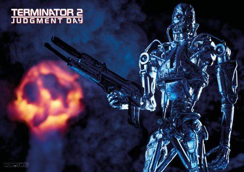 Terminator Poster art