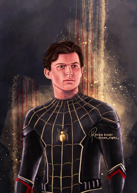 Spider-Man Gold