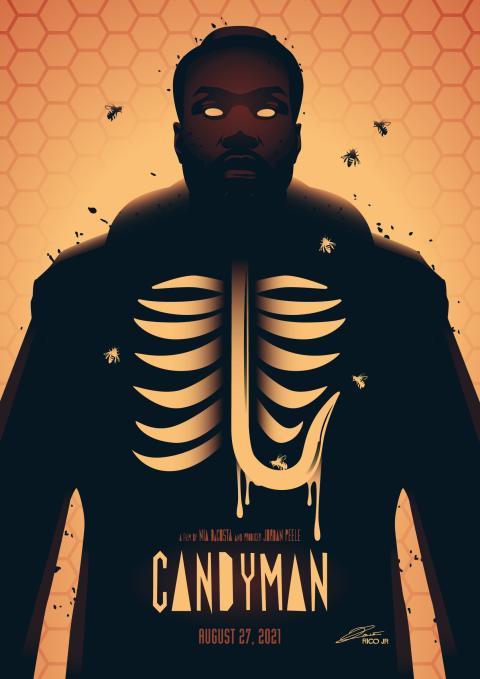 CANDYMAN Poster Art