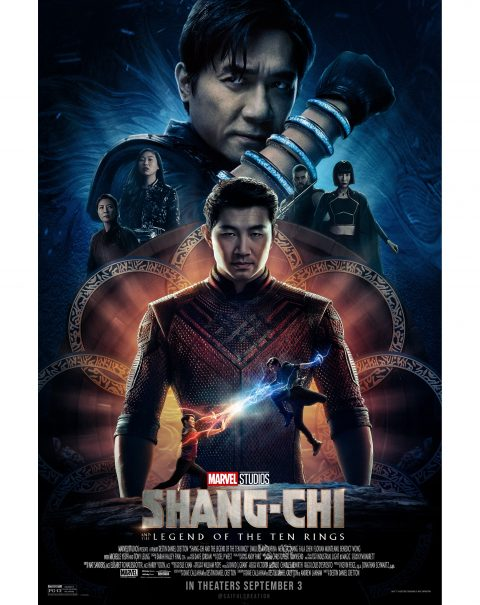 Shang-Chi & The Legend Of Ten Rings Poster